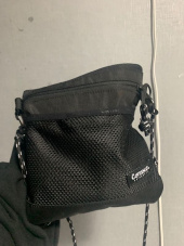 커버낫(COVERNAT) CORDURA SACOCHE BAG GRAY 후기