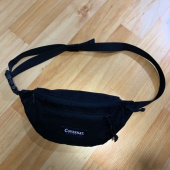 커버낫(COVERNAT) CORDURA FANNY PACK BLACK 후기