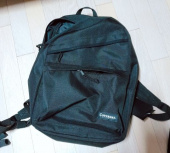 커버낫(COVERNAT) CORDURA DAY PACK BLACK 후기
