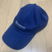커버낫(COVERNAT) AUTHENTIC LOGO CURVE CAP RUST ORANGE 후기
