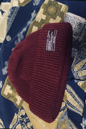 언더컨트롤(UNDERCONTROL) BEANIE / MONK FIT / WINE 후기