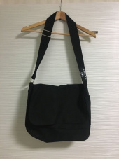 리올그(REORG) CONVERSE CROSS BAG BLACK 후기