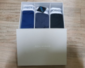 피스워커(PIECE WORKER) Coolmax Drawers Black Edition 3Pack 후기
