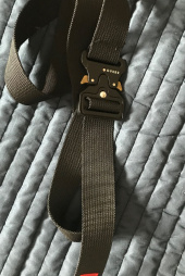 오베르(OVERR) 18FW OVERR TACTICAL BELT 후기