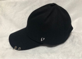 바이브레이트(VIBRATE) TWIN RING BALL CAP (black) 후기