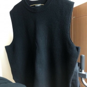 인사일런스(IN SILENCE) WOOL KNIT VEST (navy) 후기