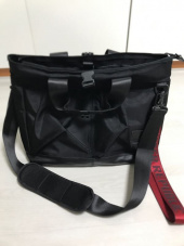 몬스터리퍼블릭(MONSTER REPUBLIC) RELEASE HELMET BAG / BLACK 후기