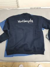 마크 곤잘레스(MARK GONZALES) MARK GONZALES SMALL SIGN LOGO CREWNECK GRAY 후기