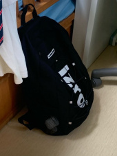 이즈로(IZRO) ALMOST BLUE x IZRO BACKPACK 후기