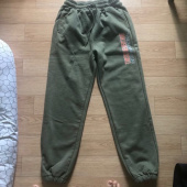 디스이즈네버댓(THISISNEVERTHAT) M-Logo Sweat Pant Olive 후기