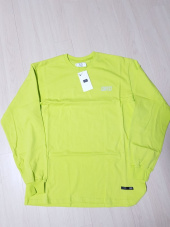 크리틱(CRITIC) REFLECTIVE C LONG SLEEVE T-SHIRT(NEON YELLOW)_CTOGARL05UY3 후기