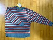 메인부스(MAINBOOTH) Jellybean Sweater(BLUE) 후기
