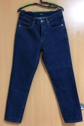 인사일런스(INSILENCE) TAPERED CROP JEANS (blue) 후기