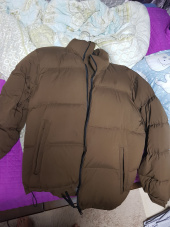 유니폼브릿지(UNIFORM BRIDGE) 18fw light down parka brown 후기