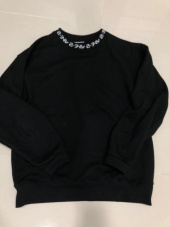 리플레이컨테이너(REPLAY CONTAINER) RC neck logo mtm (black) 후기