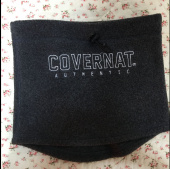 커버낫(COVERNAT) FLEECE NECK WARMER GRAY 후기