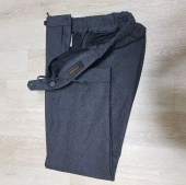 유니폼브릿지(UNIFORM BRIDGE) 18fw banding wool slacks black 후기