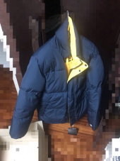 커버낫(COVERNAT) REVERSIBLE DUCK DOWN PUFFER PARKA YELLOW 후기