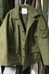 비디알(VDR) AL-1 FLIGHT JACKET [Khaki] 후기