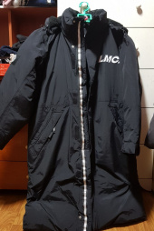 엘엠씨(LMC) LMC CO TEAM PADDED LONG PARKA black 후기