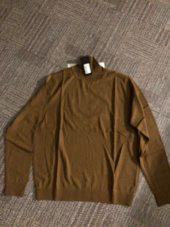 인사일런스(INSILENCE) CASHMERE BLENDED TURTLE NECK KNIT (brown) 후기