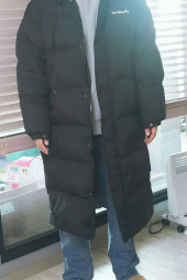 마크 곤잘레스(MARK GONZALES) M/G DUCK DOWN LONG PUFFY JACKET 후기