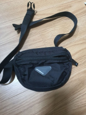 엘엠씨(LMC) LMC MILANO MINI FANNY PACK clear 후기