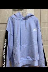 베리드얼라이브(BURIED ALIVE) BA M.COLOR HOODIE SKY BLUE 후기