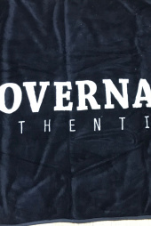 커버낫(COVERNAT) AUTHENTIC LOGO BLANKET BLACK 후기