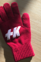 네스티킥(NASTYKICK) [NK] NSTK BASIC LOGO GLOVES RED (NK18A102H) 후기
