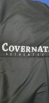 커버낫(COVERNAT) REVERSIBLE FLEECE WARM UP JACKET IV/BL 후기
