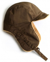 슬리피슬립(SLEEPYSLIP) [unisex]F/W REVERSIBLE SATIN TROOPER HAT BROWN 후기