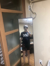리(LEE) 빅 로고 반팔티 BIG LOGO HALF TEE-NAVY/WHITE 후기