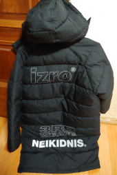 네이키드니스(NEIKIDNIS) 3M SCOTCH LOGO COLLABO LONG PADDING 후기