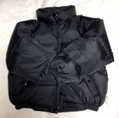 챈스챈스(CHANCECHANCE) Logo Down Parka(Black) 후기