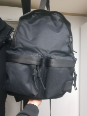 메종미네드(MAISON MINED) TWO POCKET BACKPACK 후기