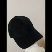 인사일런스(IN SILENCE) [IN SILENCE X GEAR3] ULTRA SUEDE BALL CAP (black) 후기
