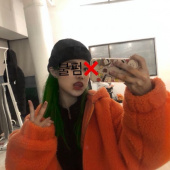 어피스오브케이크(APOC) Dumble Hoodie Jacket_Orange 후기