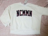 노이커먼(NOYCOMMON) NC BIG LOGO SWEATSHIRT BE 후기