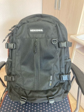 네이키드니스(NEIKIDNIS) COMPLETE BACKPACK / GRAY PINK 후기
