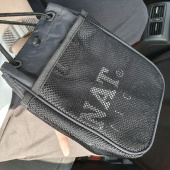 커버낫(COVERNAT) AUTHENTIC LOGO POUCH BAG BLACK 후기