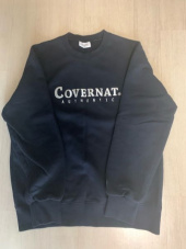 커버낫(COVERNAT) AUTHENTIC LOGO CREWNECK NAVY 후기