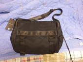 메종미네드(MAISON MINED) (6차 REORDER)TWO BUCKLE MESSENGER BAG 후기