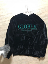 매치글로브(MATCHGLOBE) MG9S VELVET SWEAT MTM (DARK BLUE) 후기