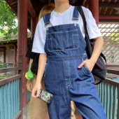 더스토리(THESTORI) DENIM OVERALL (BLUE) 후기