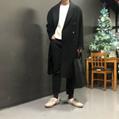 페이탈리즘(FATALISM) #0186 Heritage black mannish crop fit 후기
