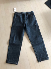 더스토리(THESTORI) 19SS SELVAGE DENIM PANTS (BLACK) 후기