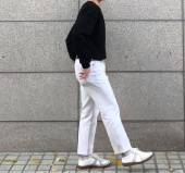 피스워커(PIECE WORKER) Popular Blue / Ordinary Crop 후기