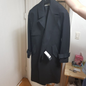 벨리에(BELIER) Wool Tailored Trench Coat / Black 후기
