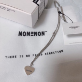 논논(NONENON) NEW LOGO LOVE NEC 후기